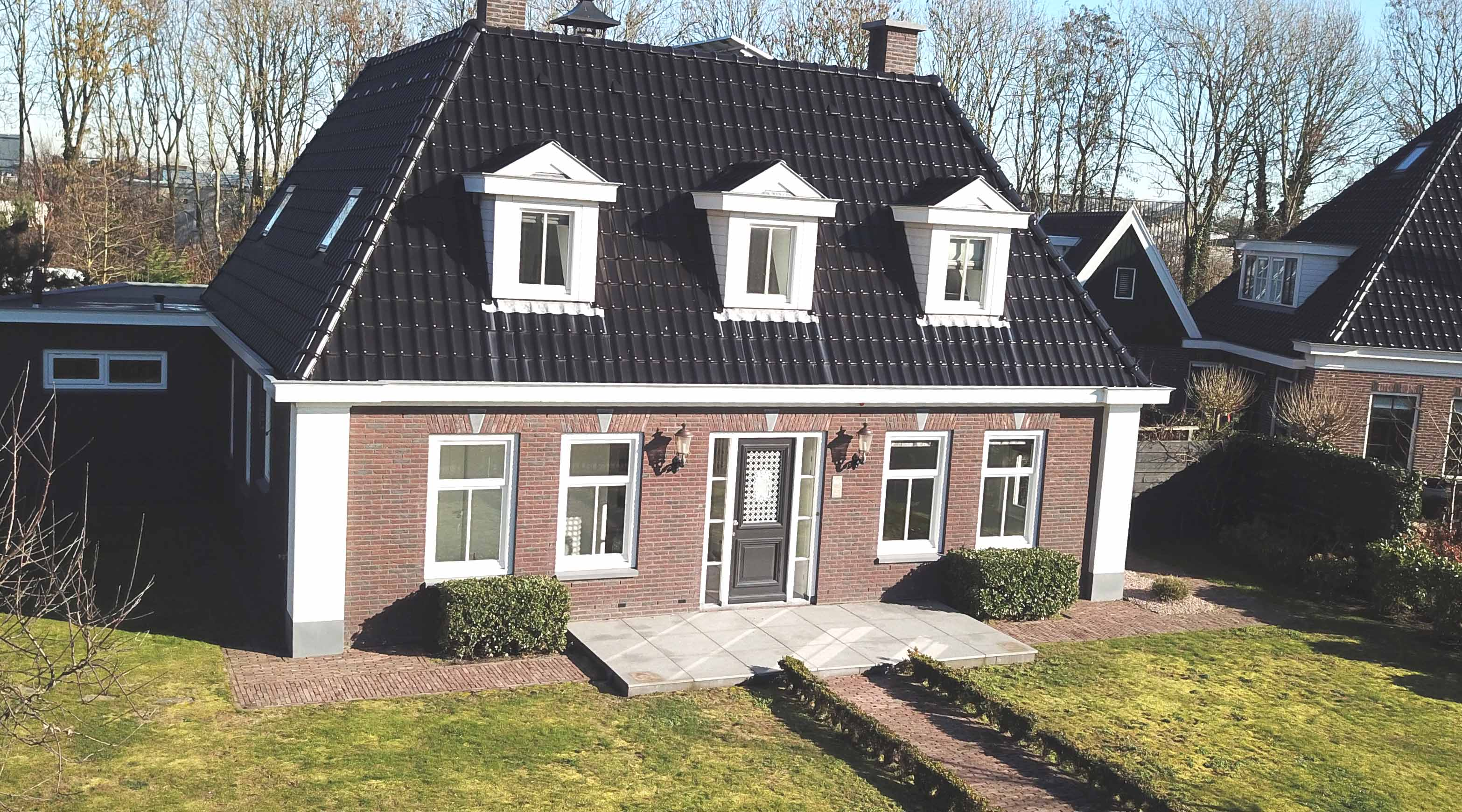 Verbouw te Castricum